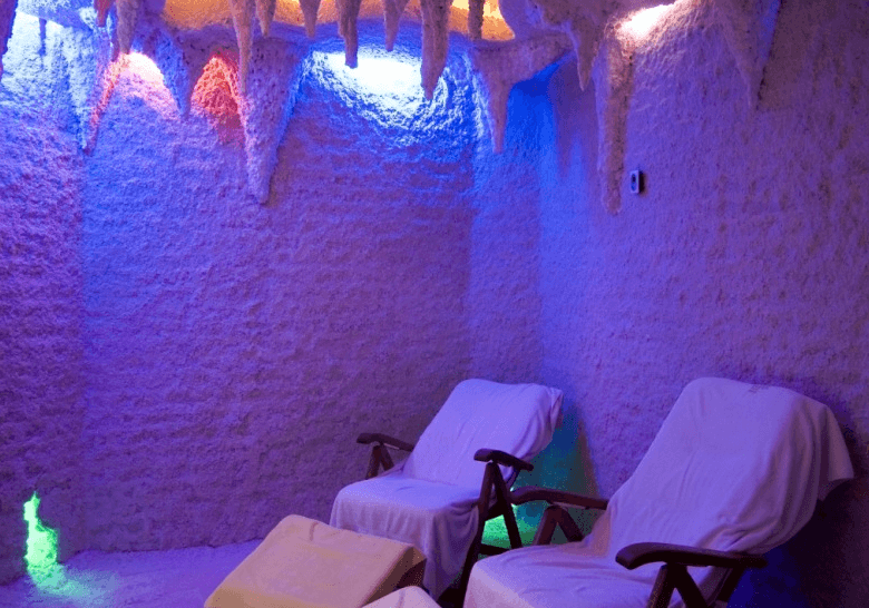 соляная пещера под ключ