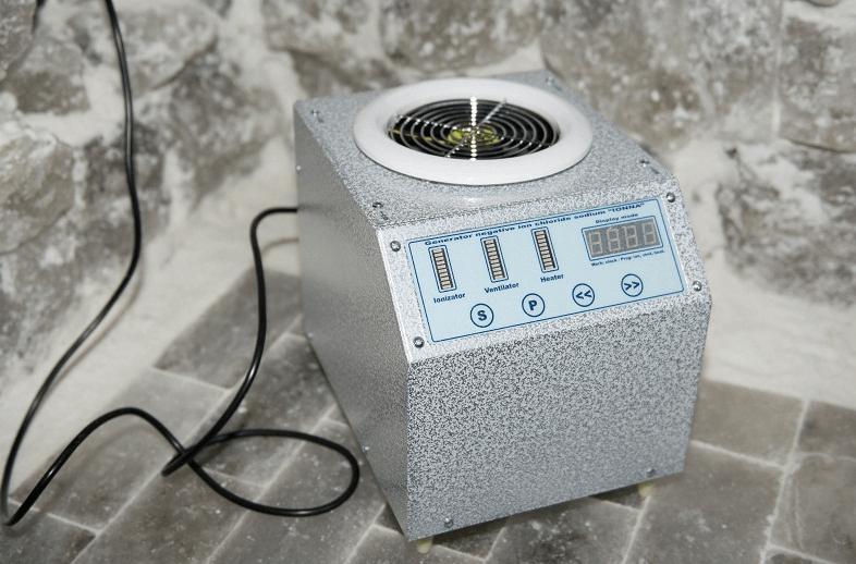 соляная комната оборудование
