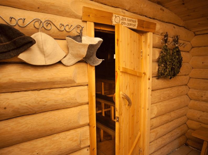 купить дверь в сауну