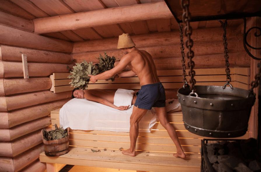 как правильно принимать сауну