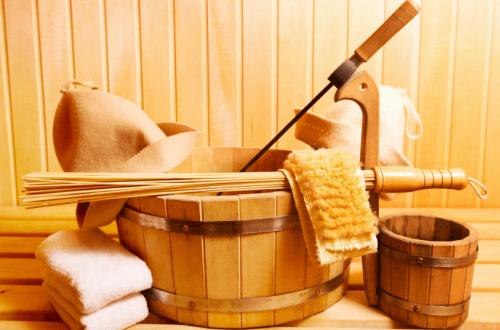 товары для сауны и бани