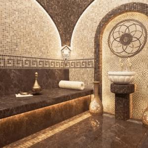 турецкая баня дома, в квартире или даче