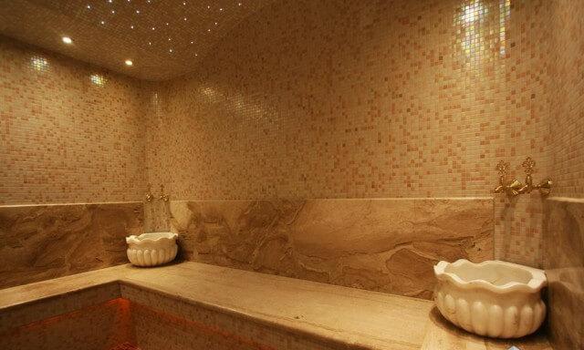 материалы для отделки турецкой бани
