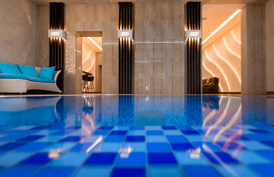 построим хамам в SPA центрах, отелях и фитнес клубах с бассейном