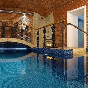 турецкий хамам дома, на даче или в таунхаусе с бассейном