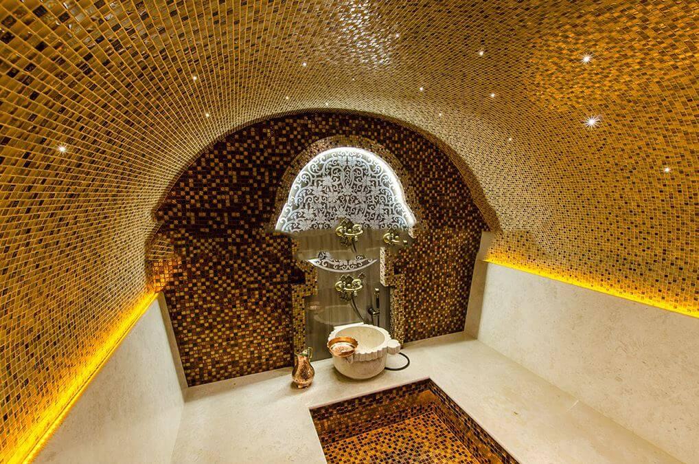 купол в хамам