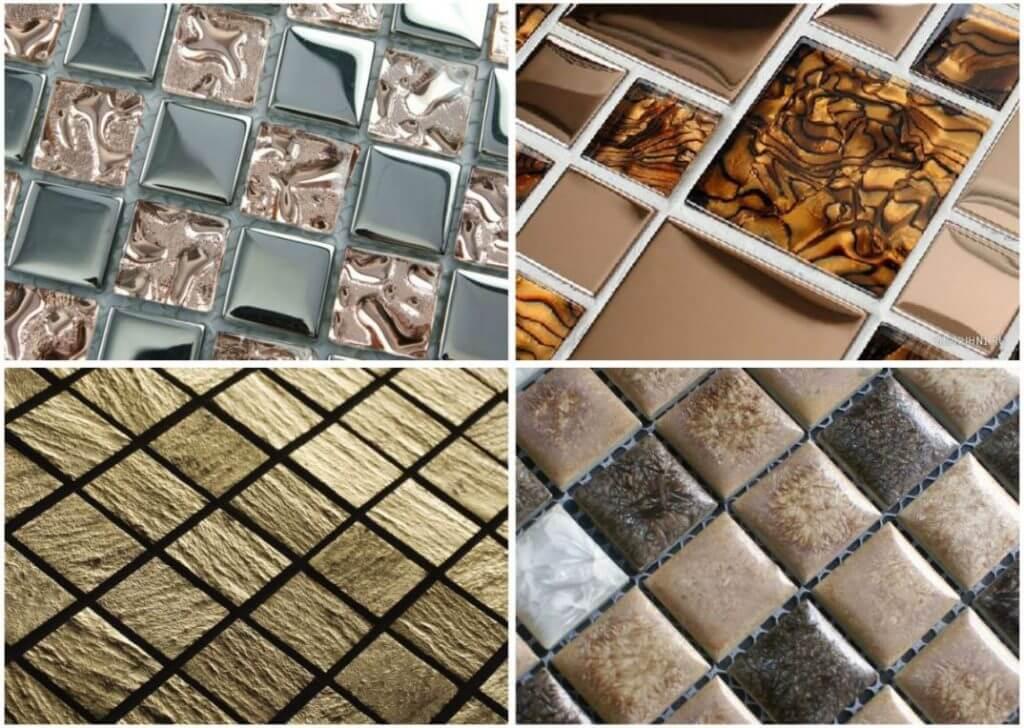 виды мозаики для отделки хамам